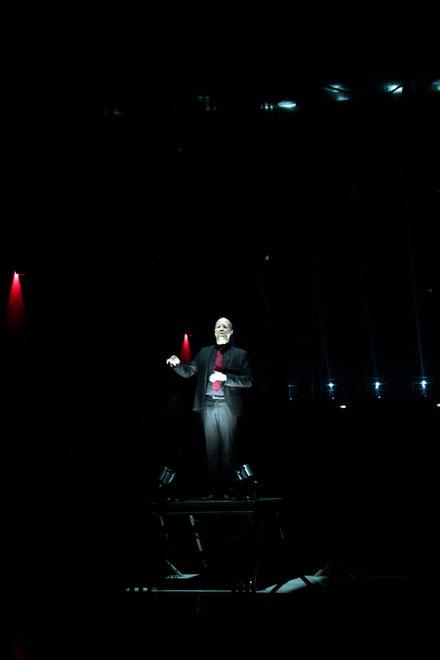 Concert de l'Hôtel-Dieu - Fête des Lumières - Lyon - Déc 2013 - Photos © Anik COUBLE