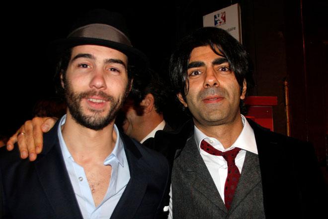 Fatih Akin et Tahar Rahim - Festival Lumière 2013 - Photo © Anik COUBLE