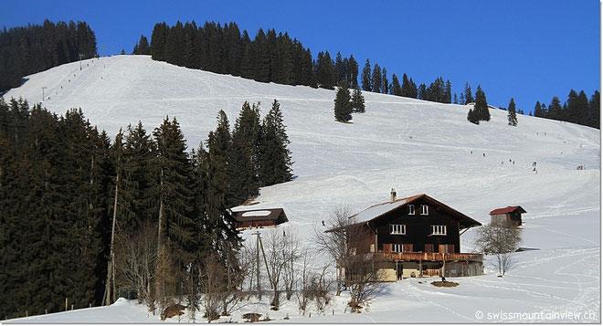 Skigebiet Howald
