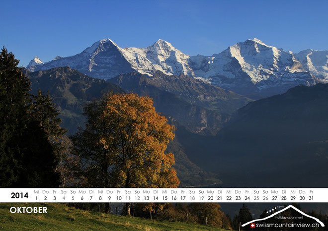 2014-10-Beatenberg-Waldegg, Switzerland