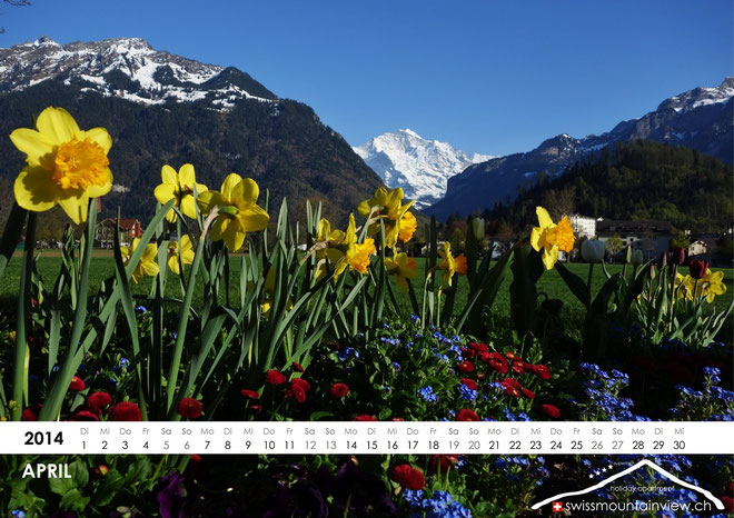 2014-04-Interlaken, Switzerland