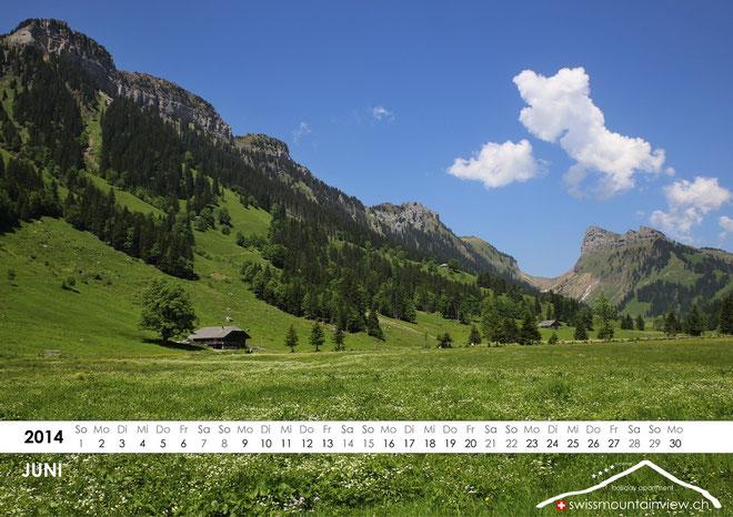 2014-06-Justistal, Switzerland