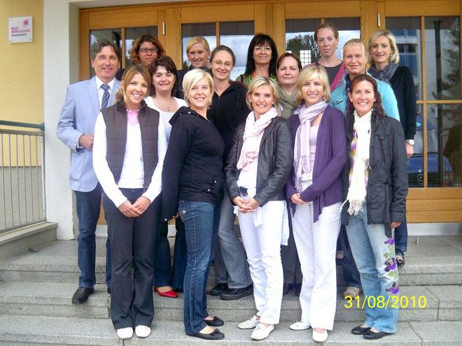 Lehrerinnen-Team