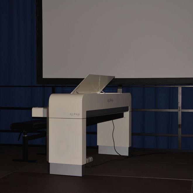 """Die besondere Erfindung """"Das Elektro-Piano"""""""