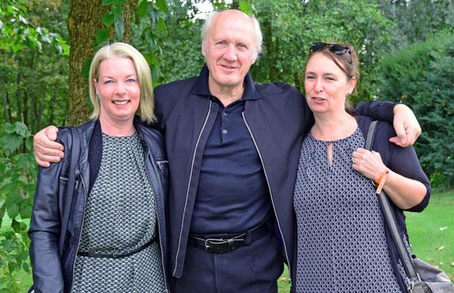 Britta Bellgard, Herman van Veen, Marita Morange