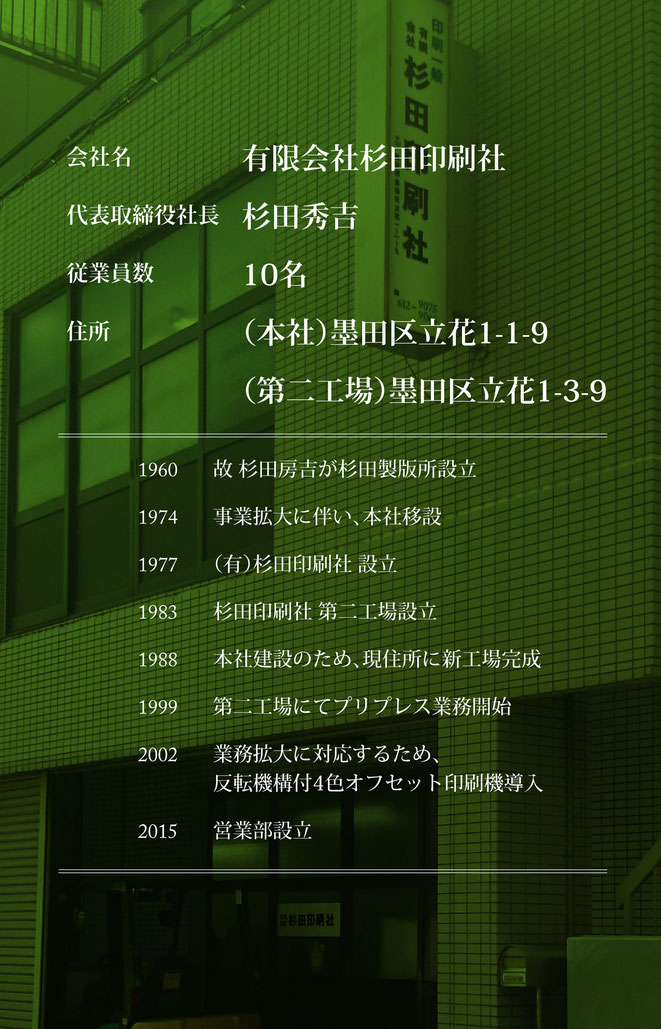 杉田印刷社