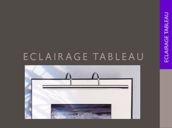 eclairage tableau atelier fran ais du design fabricant de mobilier et de luminaires. Black Bedroom Furniture Sets. Home Design Ideas