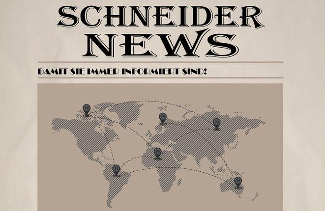 Nachrichtenkanal - Region Dillingen - Weltweit - Finanzen - Schneider Finanzservice