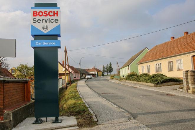 seit 2016 sind wir Bosch Car Service Partner.