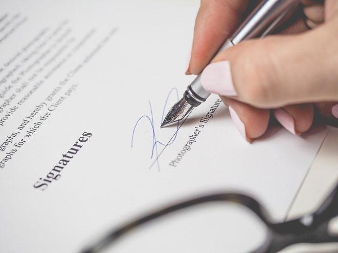 firmas perito caligrafo