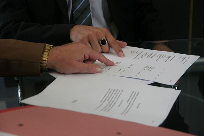 perito caligrafo en el caso de luis alberto heber