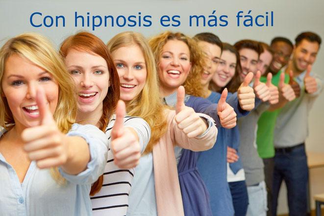 Consigue lo que buscas a través de los beneficios de la hipnosis