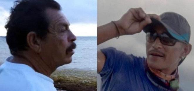 """Don Luis y """"El Guanaco"""" detallan la práctica del """"playeo"""" o """"paqueteo"""" en las costas de Xcalak; en el reportaje """"El Caribe Turbio"""""""