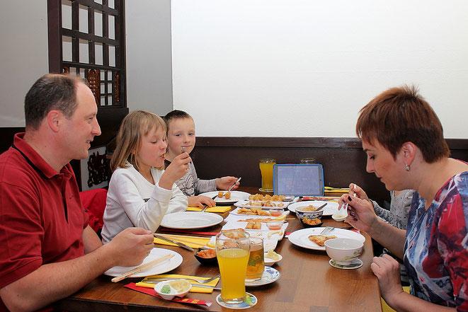 Familienfreundliches Restaurant. Viel Spass auch für Kinder.