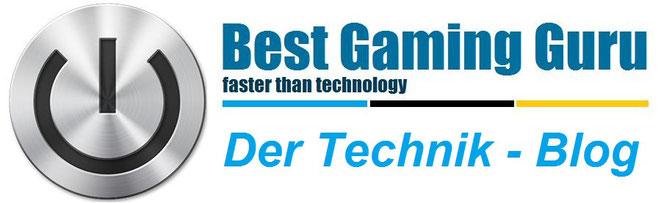 technik blog gaming guru logo
