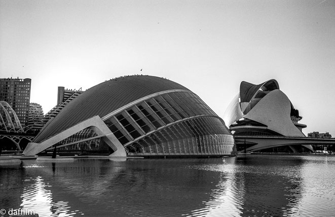 Oper in Valencia - Photography by daffilm