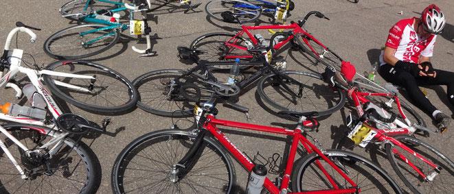 """per """"Find my bike""""-App auf der Suche nach dem Rad"""