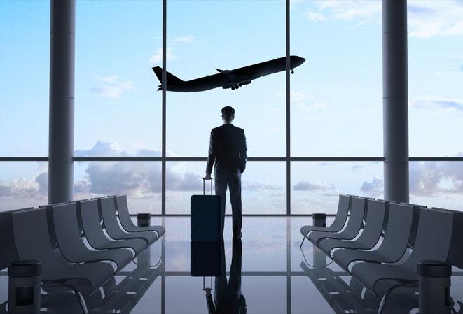 Dienstreise beruflicher Aufenthalt im Ausland