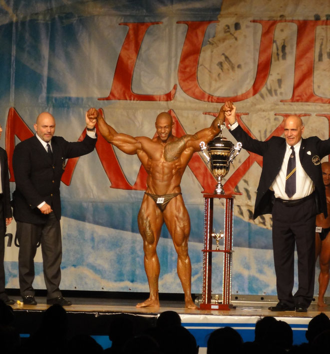 * Pier vincitore Ludus Maximus 2014 B.B. ---- MESOMORFO----
