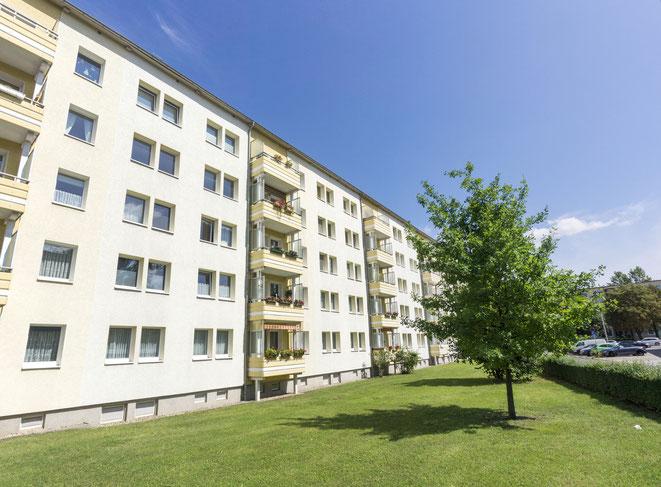 Wohnblock, Plattenbau; Privatdetektiv Leipzig, Wirtschaftsdetektei Leipzig