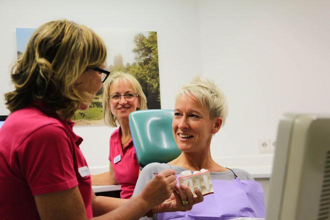 Zahnärztin in Kirchheim unter Teck