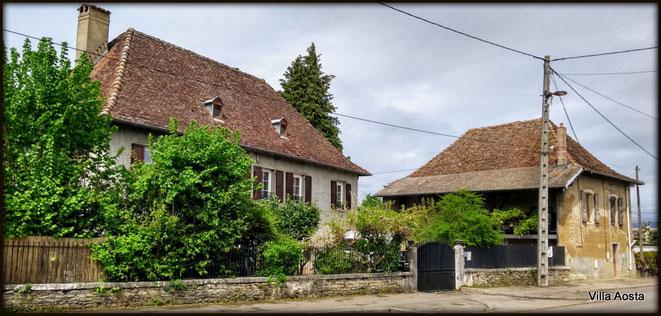 maison d'hôtes, chambres et gîte, Aoste, Isère