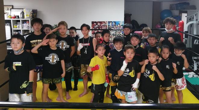 キックボクシングの試合で得たことは、実社会で役に立ちます。