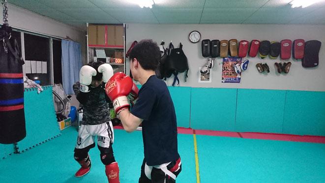 奈良県で格闘技するならキックボクシングteamYAMATO大和高田本部です。