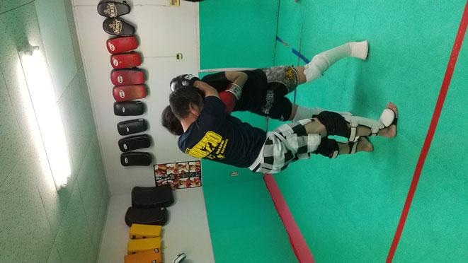 格闘技 キックボクシング 空手 teamYAMATO大和高田本部では、経験者募集中です。