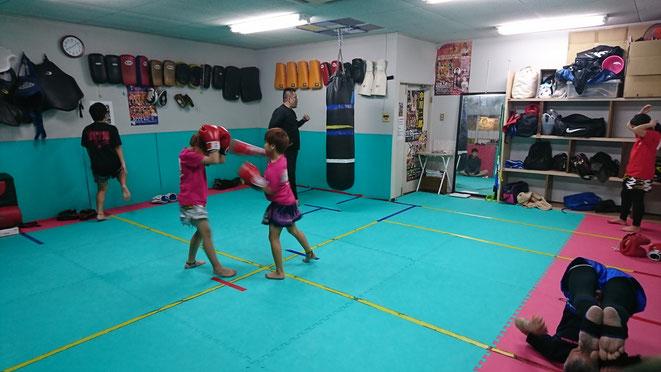 teamYAMATO、奈良県のジュニアキックボクシング。