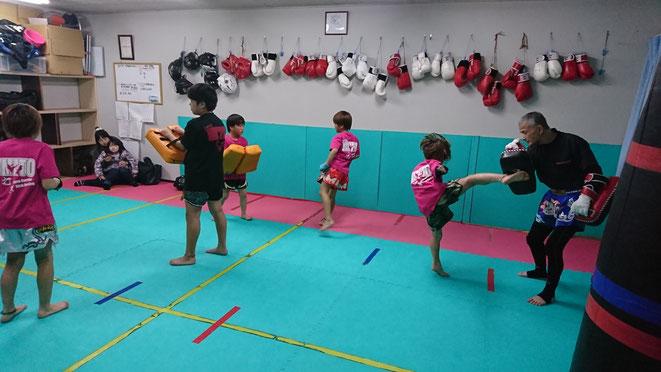 奈良のキックボクシングジムならteamYAMATO