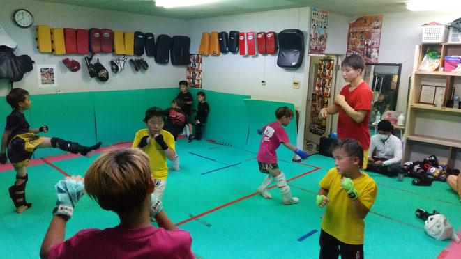teamYAMATO大和高田本部。奈良県大和高田市のキックボクシングジム。