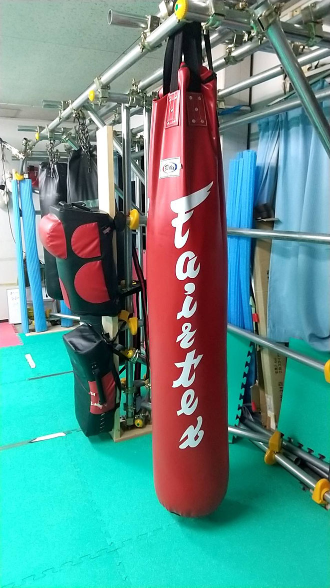 奈良県大和高田市のキックボクシングteamYAMATO大和高田本部。空手、格闘技経験者多数。