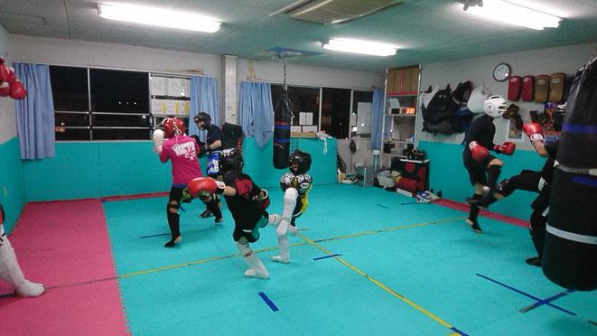 奈良県香芝市、広陵町、大和高田市、橿原市、キックボクシングの練習考えてるならteamYAMATO