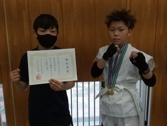 teamYAMATO キックボクシングのオープンワンマッチ出場。