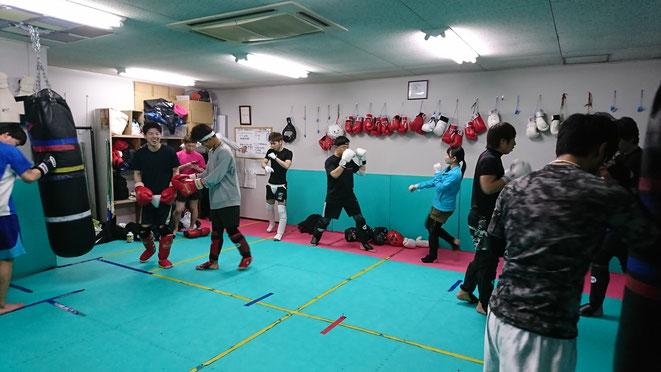 奈良県でキックボクシングするならteamYAMATO大和高田本部、teamYAMATO奈良新大宮支部で。