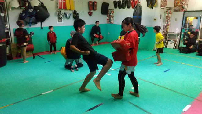 奈良県でキックボクシングをするならteamYAMATO大和高田本部で。