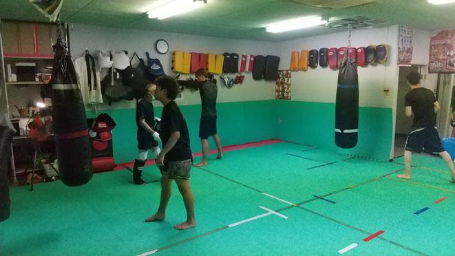 奈良県大和高田市でキックボクシングをするならteamYAMATO大和高田本部
