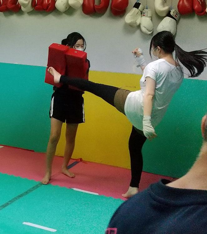 新規会員募集中。奈良県でキックボクシングするならteamYAMATO大和高田本部。