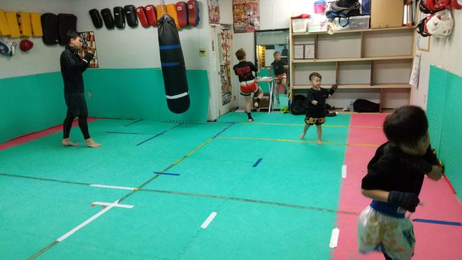 キックボクシングteamYAMATOは、橿原市、桜井市、吉野からも交通の便は良いです。