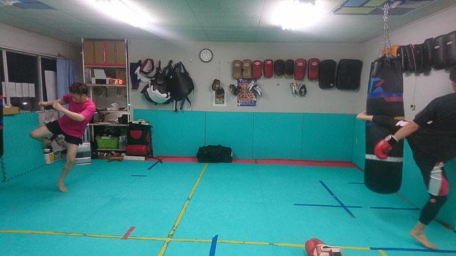 奈良県でキックボクシングするならteamYAMATO高田本部、teamYAMATO奈良新大宮支部で。