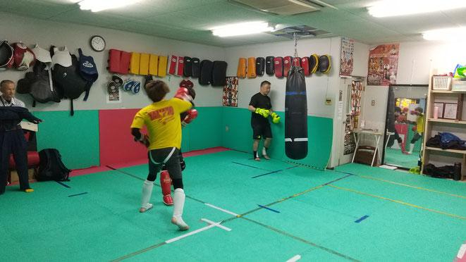 キックボクシング、空手の試合にteamYAMATO大和高田本部は出場しています。