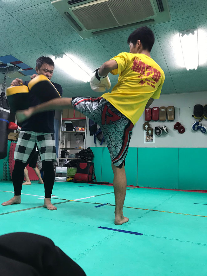 大和キックボクシング&ボクシング大会 奈良県でのグローブ空手、キックボクシング大会