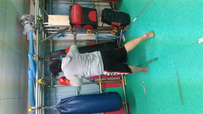 奈良 痩身 ダイエット キックボクシングは健康に最適です。