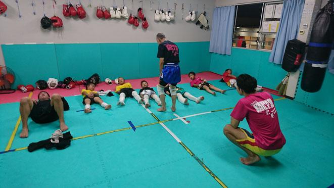 奈良県のキックボクシングジムは、teamYAMATO大和高田本部。