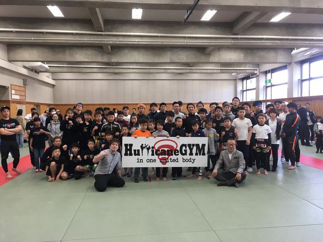 キックボクシングの試合。アマチュアの試合。奈良の格闘技はteamYAMATO