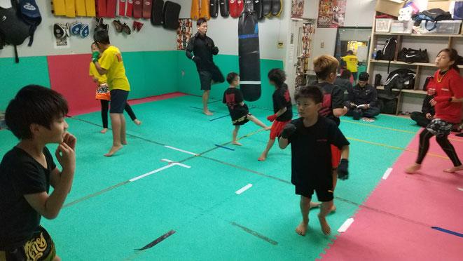 空手、キックボクシングteamYAMATO大和高田本部にまた入会者ありました。