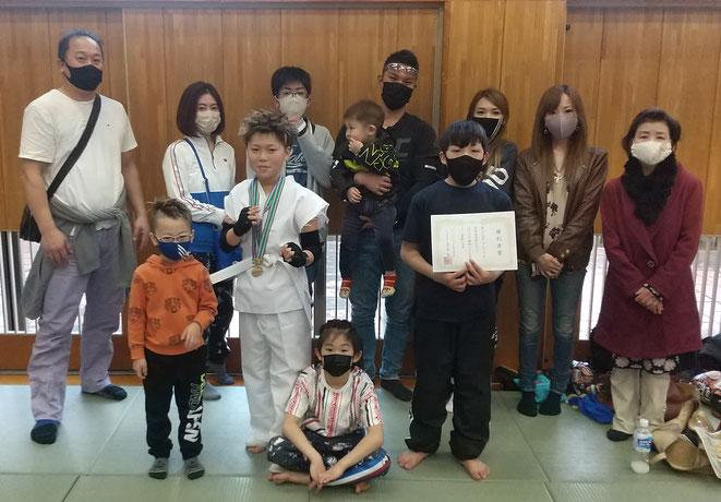 teamYAMATOは、オープンワンマッチ出場しました。キックボクシングの試合も徐々に増えています。