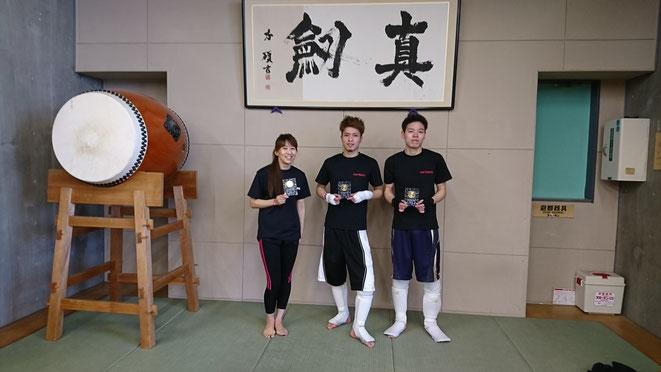 teamYAMATO大和高田本部 参加選手 全員勝利