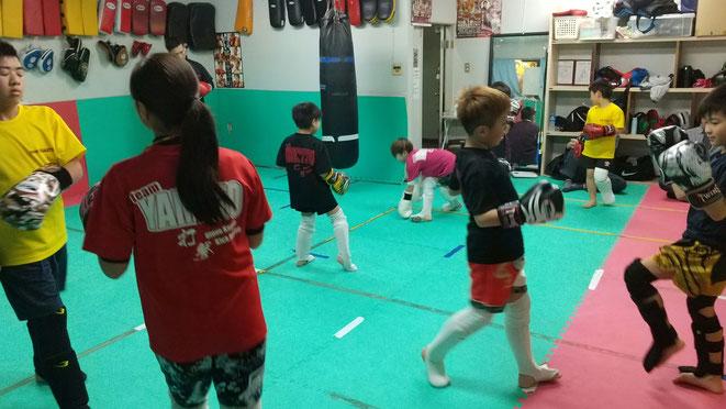 teamYAMATO大和高田本部は、御所市、葛城市、大和高田市から練習に来ています。